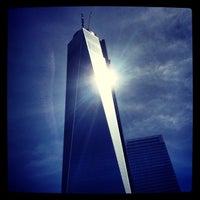 Photo taken at One World Trade Center by Joe C. on 6/5/2013