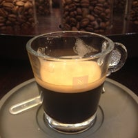 Photo taken at Nespresso Boutique by DANIEL L. on 12/23/2012