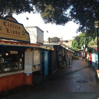 Photo taken at Olvera Street by Sandra L. on 9/24/2012
