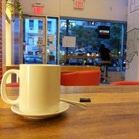Photo taken at Aroma Espresso Bar by Karl W. on 7/12/2013