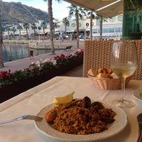 Photo taken at La Taberna Del Puerto Alicante by Katya R. on 5/5/2014