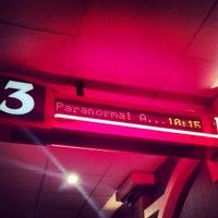 Photo taken at Regal Cinemas Riviera 8 by Jake James H. on 10/23/2012