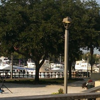 Photo taken at Shelter Cove Marina by goody on 8/29/2013