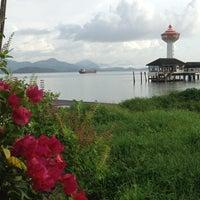 Photo taken at B.C Badin Resort : Ranong by Chu T. on 5/31/2013