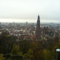 Photo taken at Kanonenplatz Freiburg by Jochen H. on 11/23/2013