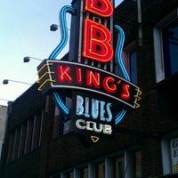 Photo taken at B.B. King's Blues Club by Charles A. on 3/13/2013
