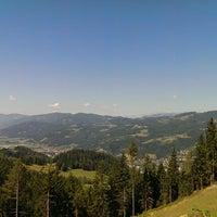 Das Foto wurde bei Berggasthof Ochnerbauer von Ronald R. am 8/17/2013 aufgenommen