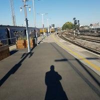 Photo taken at Platform 3 by Richard P. on 10/5/2016