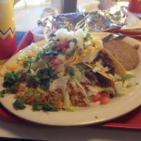 Photo taken at La Casita Mexican Grill by Joe W. on 11/18/2012