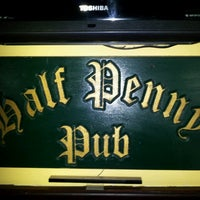 Photo taken at Half Penny Pub by DreXousPriMe on 2/19/2013