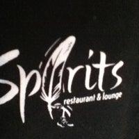 Photo taken at Spirits Restaurant & Lounge by Trevon C. on 12/9/2012