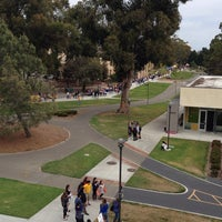 Photo taken at University of California, Santa Barbara (UCSB) by H. C. on 4/12/2014
