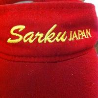 Photo taken at Sarku Japan by Olivia L. on 1/18/2013