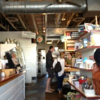 Photo taken at La Grande Orange Grocery & Pizzeria by Debra S. on 2/24/2013
