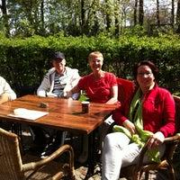 Photo taken at Restaurant De Watermolen by Ria N. on 5/5/2013