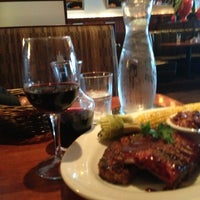 Photo taken at Weber Grill Restaurant by Dennis on 7/2/2013