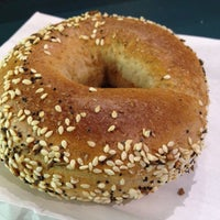 Photo taken at St. Urbain Bagel by Will L. on 12/9/2015