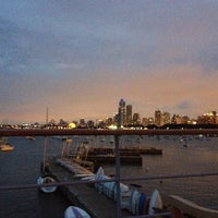 Photo taken at Columbia Yacht Club by Sarah N. on 7/21/2013