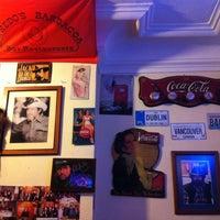 Photo taken at Alfredo's Barbacoa by Beatriz E. on 1/19/2013