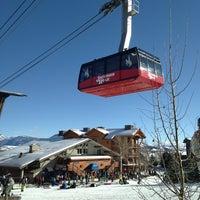 Photo taken at Jackson Hole Mountain Resort by Lauren C. on 2/24/2013