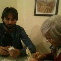 Photo taken at Un Punto Macrobiotico by Jacopo C. on 10/23/2012