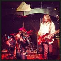 Photo taken at @MidEastClub Upstairs by Katherine B. on 2/8/2013
