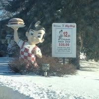 Photo taken at Big Boy by Susan B. on 12/15/2012