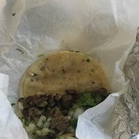 Photo taken at Javier's Tacos Mexico by Mark J. on 6/20/2016