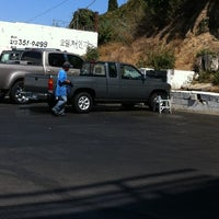 Photo taken at Silverlake Car Wash by Will on 10/1/2012