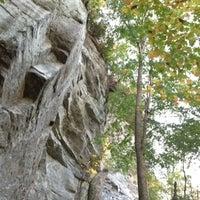 Photo taken at Raven Rock State Park by Jordan C. on 10/24/2012