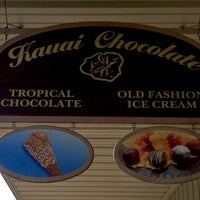 Photo taken at Kauai Chocolate Company by Robin J. on 10/10/2014