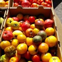 Photo taken at Ferry Plaza Farmers Market by J J. on 9/22/2012
