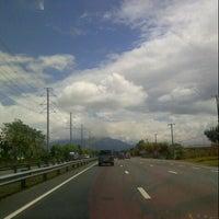 Photo taken at South Luzon Expressway (SLEx) by Jean Z. on 3/16/2013