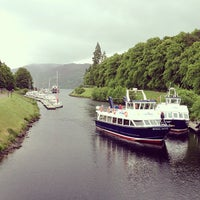 Photo taken at Loch Ness by Fabio I. on 7/1/2013