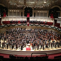 Photo taken at Symphony Center (Chicago Symphony Orchestra) by Chris O. on 3/17/2013