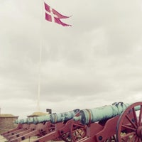 Photo taken at Kronborg Castle by Pino B. on 4/8/2013