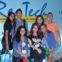 Photo taken at Reatch - X Feira Internacional de Tecnologias em Reabilitação, Inclusão e Acessibilidade by alline l. on 4/16/2014