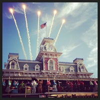 Photo taken at Main Street, U.S.A. by Frank L. on 3/19/2013