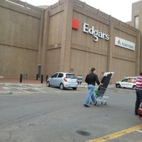 Photo taken at Eastgate Shopping Centre by Sean B. on 12/12/2012