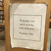 Photo taken at Unnameable Books by Jessica F. on 7/31/2016