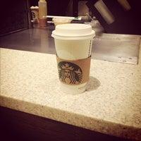 Photo taken at Starbucks by Jahanzaib M. on 10/3/2012