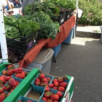 Photo taken at West Seattle Farmers Market by Kristin Y. on 6/16/2013