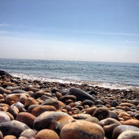 Photo taken at Folkestone by Amper on 5/4/2013