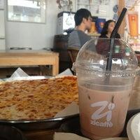Photo taken at zicaffe by Grace Richel T. on 9/19/2014