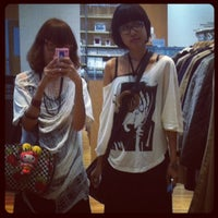 Photo taken at MUJI 無印良品 by Tracy D. on 10/6/2012