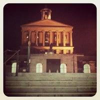 Photo taken at Nashville War Memorial Auditorium by Mark C. on 10/10/2012