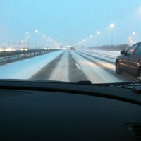 Photo taken at A9 (Hoofddorp-West) by Hasan Y. on 1/20/2013
