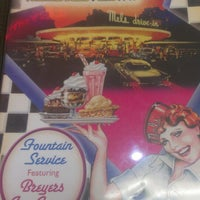 Photo taken at The Original Mel's Diner by Sheena R. on 3/27/2013