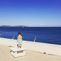 Photo taken at Marina Di Cala Galera by Marco F. on 8/26/2015