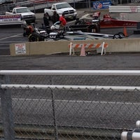 Photo taken at Atco Raceway by Beth Z. on 10/12/2012